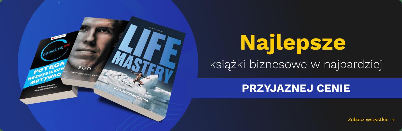 Księgarnia KP Najlepsze książki biznesowe