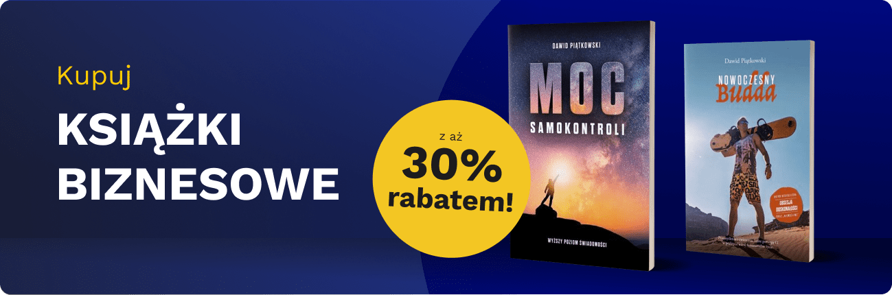 Księgarnia KP Książki biznesowe -30%